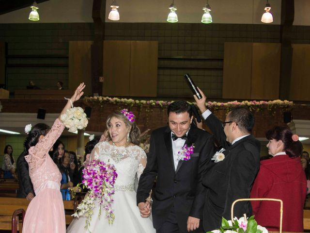 El matrimonio de Fernando y Sandra en Bogotá, Bogotá DC 24