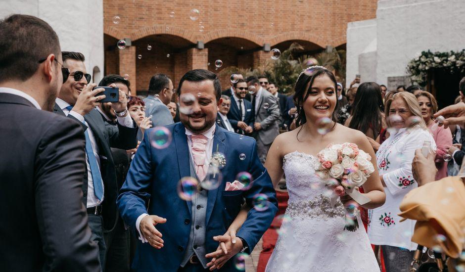 El matrimonio de Gina y Juan David en Bogotá, Bogotá DC