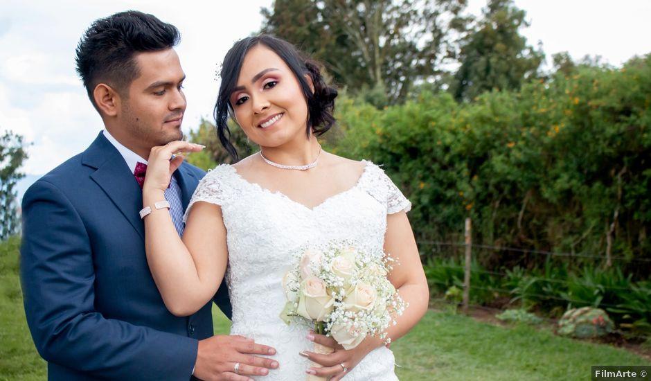 El matrimonio de Alejandra y Cristian en Bello, Antioquia