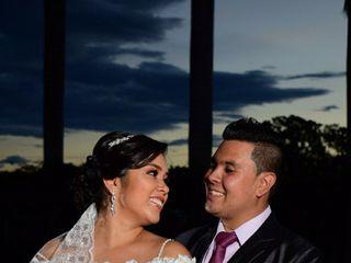 El matrimonio de Angy y Sebas 1