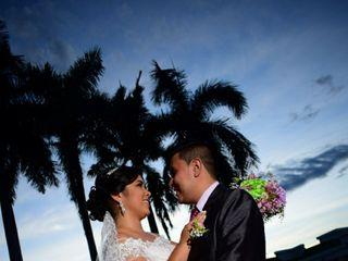 El matrimonio de Angy y Sebas 2
