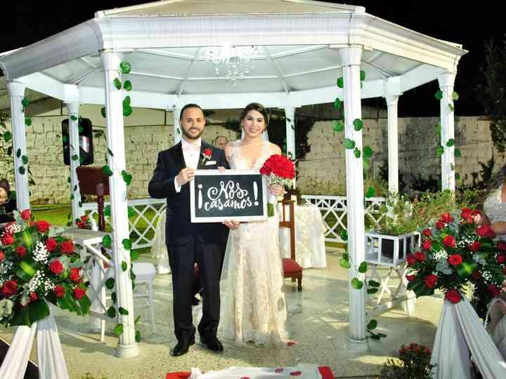 El matrimonio de Lina y Dayver