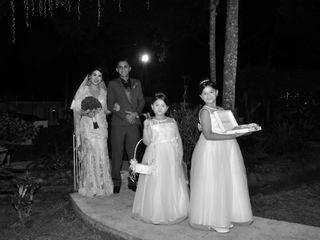 El matrimonio de Lina y Dayver 1