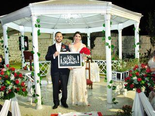 El matrimonio de Lina y Dayver 2