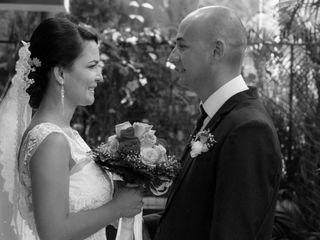 El matrimonio de Jessica  y Javier 3