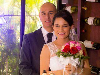 El matrimonio de Jessica  y Javier