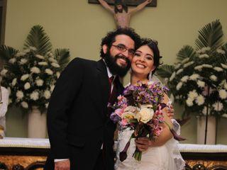 El matrimonio de Ana María y Aaron Santiago