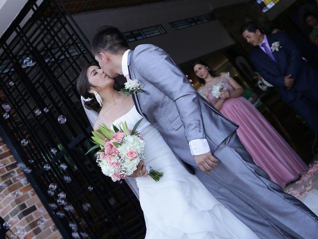 El matrimonio de Julián y Carolina en Ibagué, Tolima 9