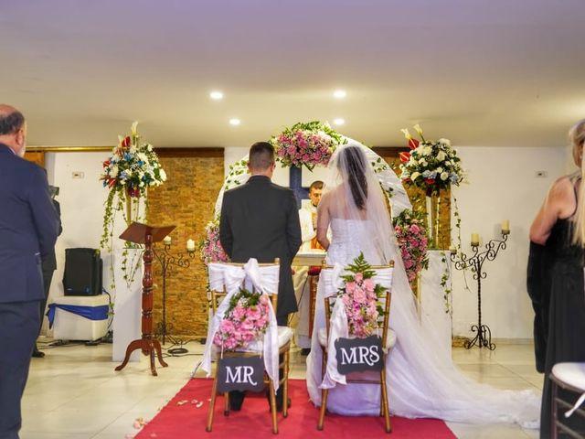 El matrimonio de Javier y Carolina en Bogotá, Bogotá DC 7