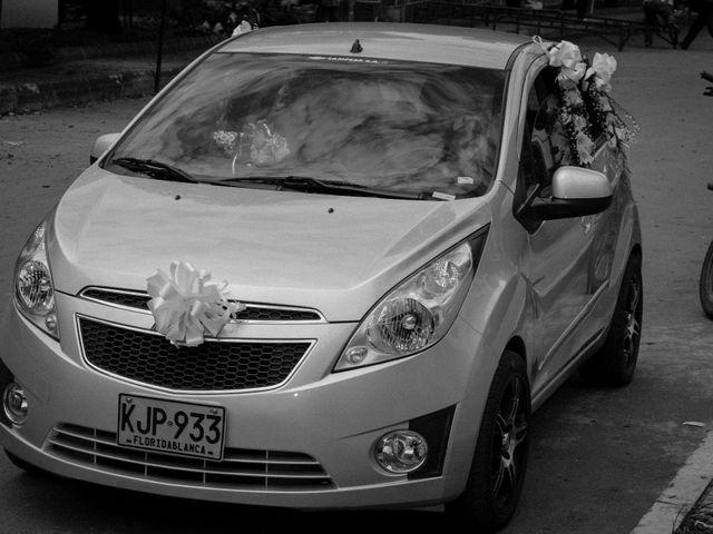 El matrimonio de Javier y Jessica  en Bucaramanga, Santander 7