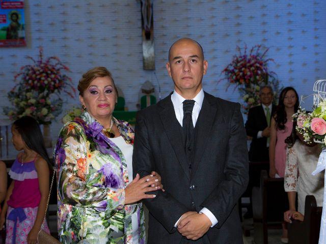 El matrimonio de Javier y Jessica  en Bucaramanga, Santander 9