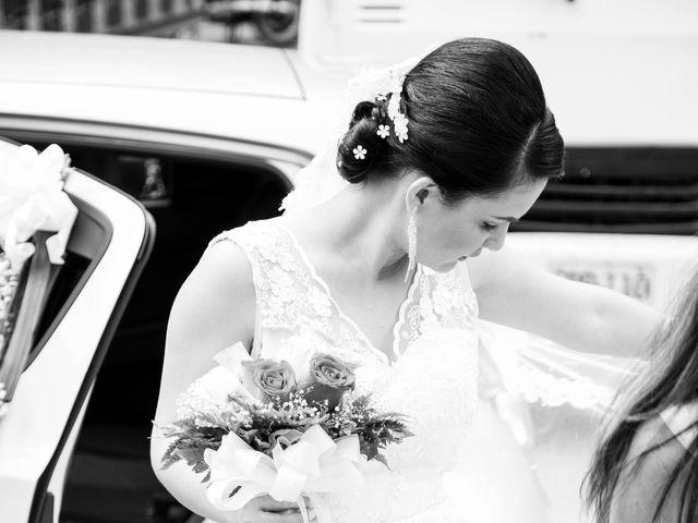 El matrimonio de Javier y Jessica  en Bucaramanga, Santander 12