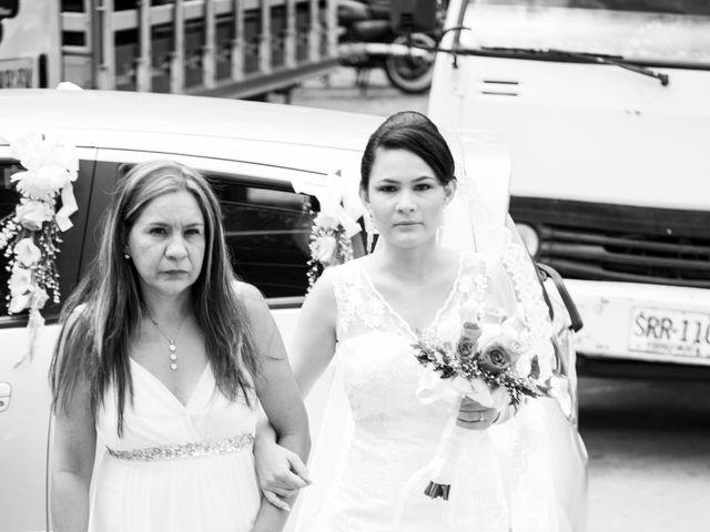 El matrimonio de Javier y Jessica  en Bucaramanga, Santander 13