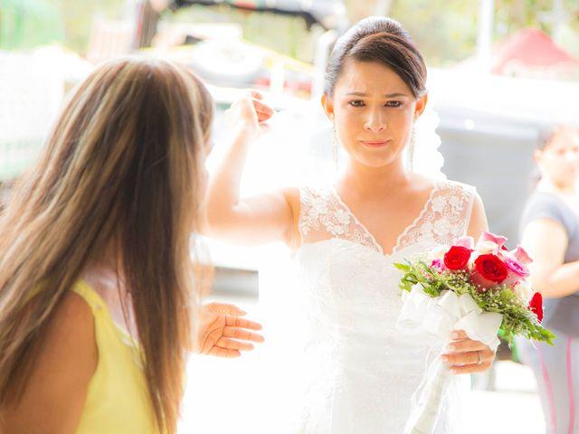 El matrimonio de Javier y Jessica  en Bucaramanga, Santander 14