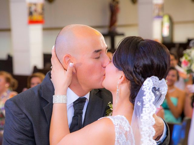 El matrimonio de Javier y Jessica  en Bucaramanga, Santander 1