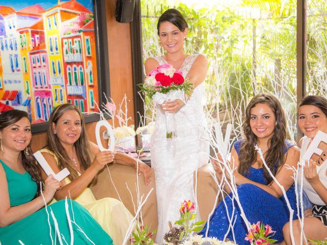 El matrimonio de Javier y Jessica  en Bucaramanga, Santander 40