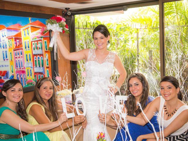 El matrimonio de Javier y Jessica  en Bucaramanga, Santander 41