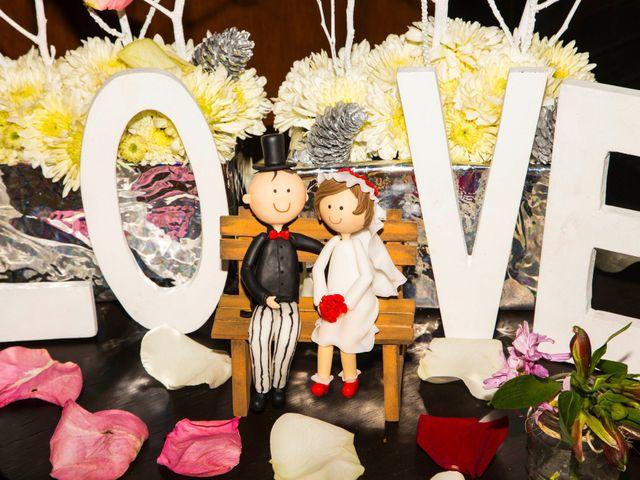 El matrimonio de Javier y Jessica  en Bucaramanga, Santander 45