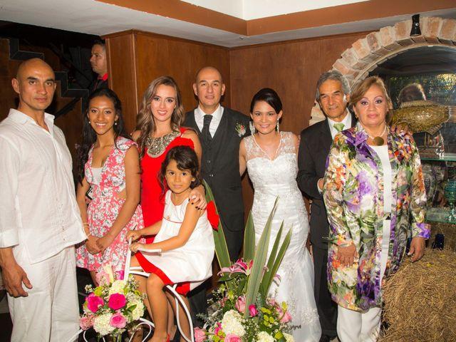 El matrimonio de Javier y Jessica  en Bucaramanga, Santander 46