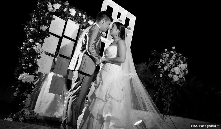El matrimonio de Julián y Carolina en Ibagué, Tolima