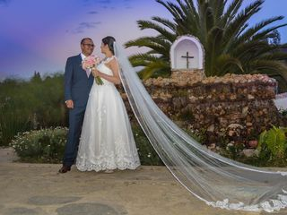 El matrimonio de Gizet y Miyer  1