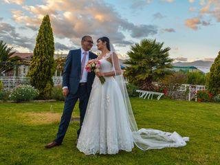 El matrimonio de Gizet y Miyer  2