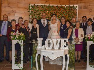 El matrimonio de Gizet y Miyer  3