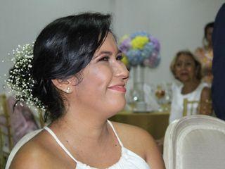 El matrimonio de Paola  y César  3