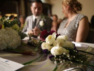 El matrimonio de Katherine   y Samuel   1