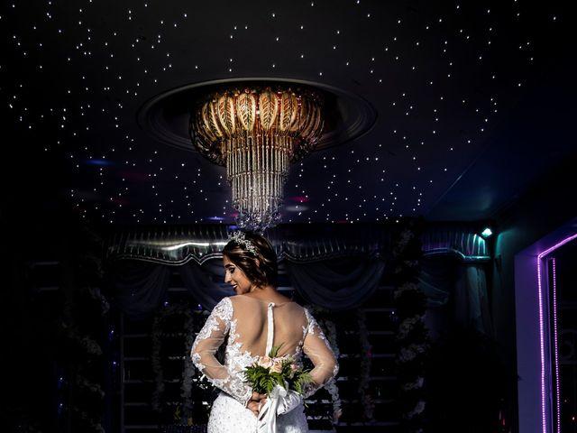 El matrimonio de Luis y Jessi en Medellín, Antioquia 1