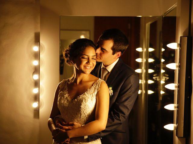 El matrimonio de Ana y Javier