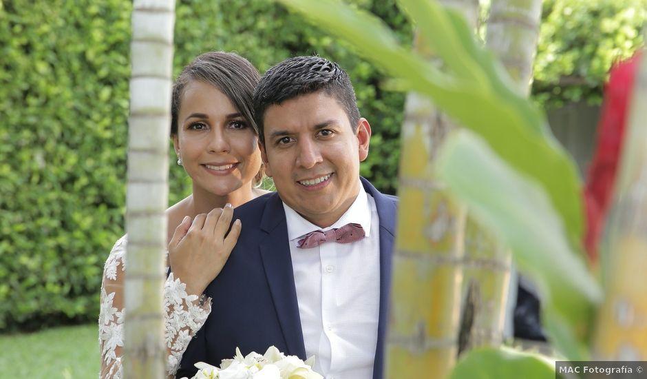 El matrimonio de Rafael y Zuleima en Ibagué, Tolima