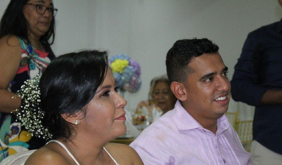 El matrimonio de César  y Paola  en Cartagena, Bolívar