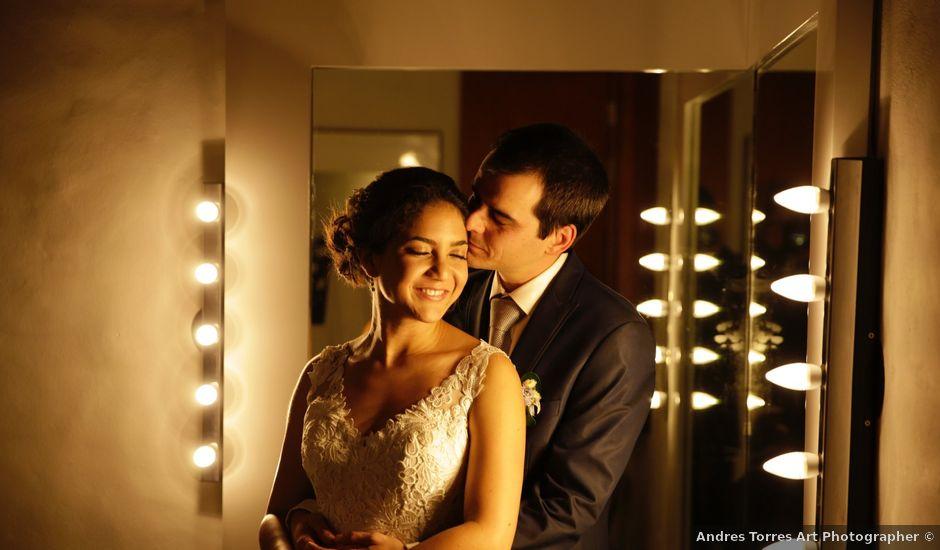 El matrimonio de Javier y Ana en Bogotá, Bogotá DC