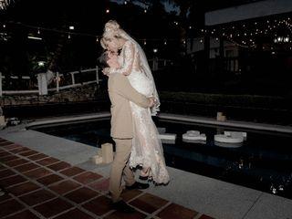 El matrimonio de Luisa Fernanda y Jorge Enrique