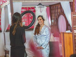 El matrimonio de Astrid y Oscar 2