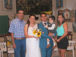 El matrimonio de Angelica  y Gustavo  2