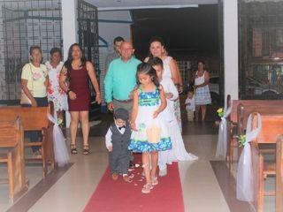 El matrimonio de Angelica  y Gustavo  3
