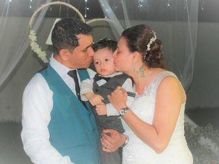 El matrimonio de Angelica  y Gustavo