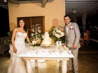 El matrimonio de Stefanny y Camilo