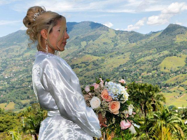 El matrimonio de Jorge Enrique y Luisa Fernanda en Copacabana, Antioquia 4