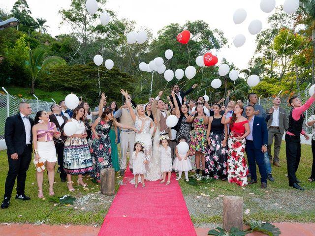 El matrimonio de Jorge Enrique y Luisa Fernanda en Copacabana, Antioquia 5