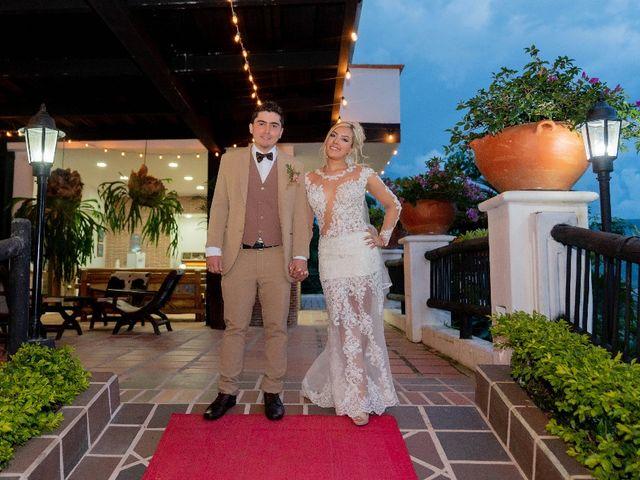 El matrimonio de Jorge Enrique y Luisa Fernanda en Copacabana, Antioquia 11