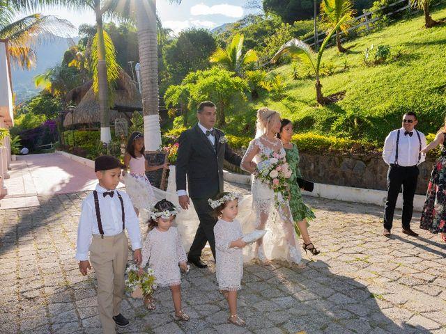 El matrimonio de Jorge Enrique y Luisa Fernanda en Copacabana, Antioquia 16