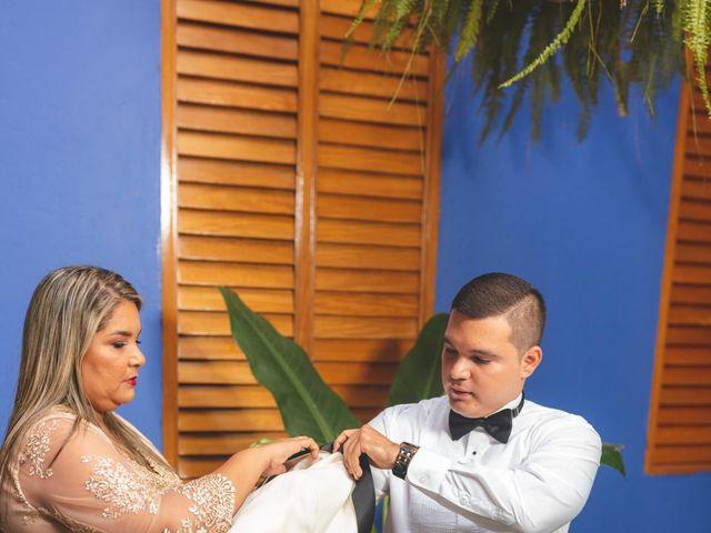 El matrimonio de Oscar y Astrid en Santa Marta, Magdalena 6