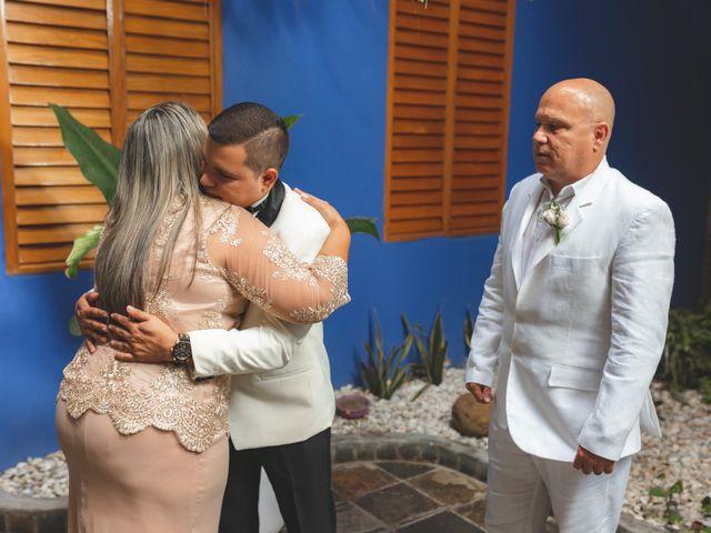 El matrimonio de Oscar y Astrid en Santa Marta, Magdalena 7