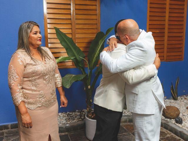 El matrimonio de Oscar y Astrid en Santa Marta, Magdalena 8