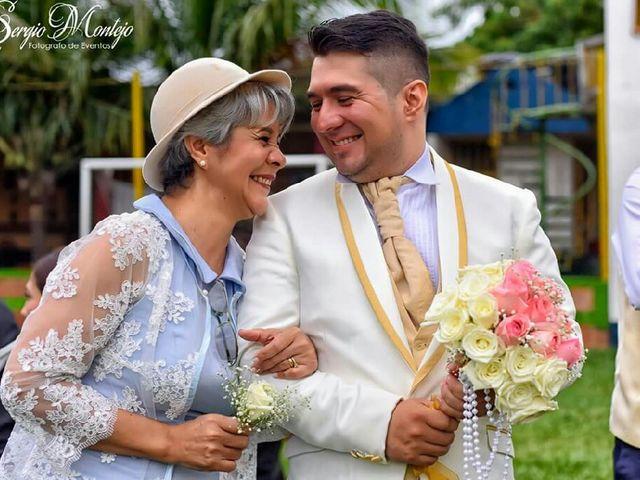 El matrimonio de Freddy David y Julie Marcela   en Villa del Rosario, Norte de Santander 20