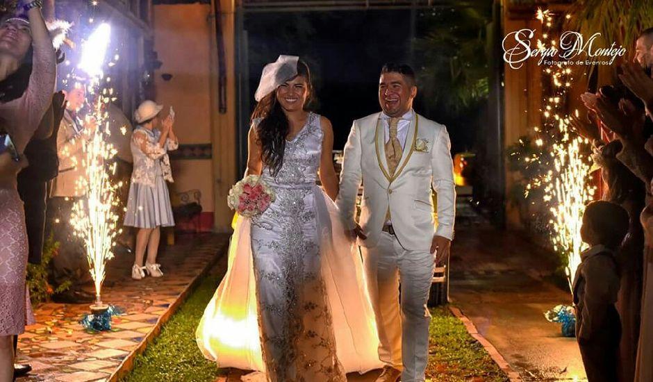 El matrimonio de Freddy David y Julie Marcela   en Villa del Rosario, Norte de Santander
