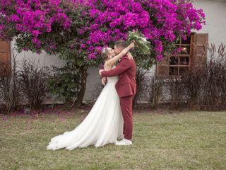 El matrimonio de Maria Isabel y Juan Carlos